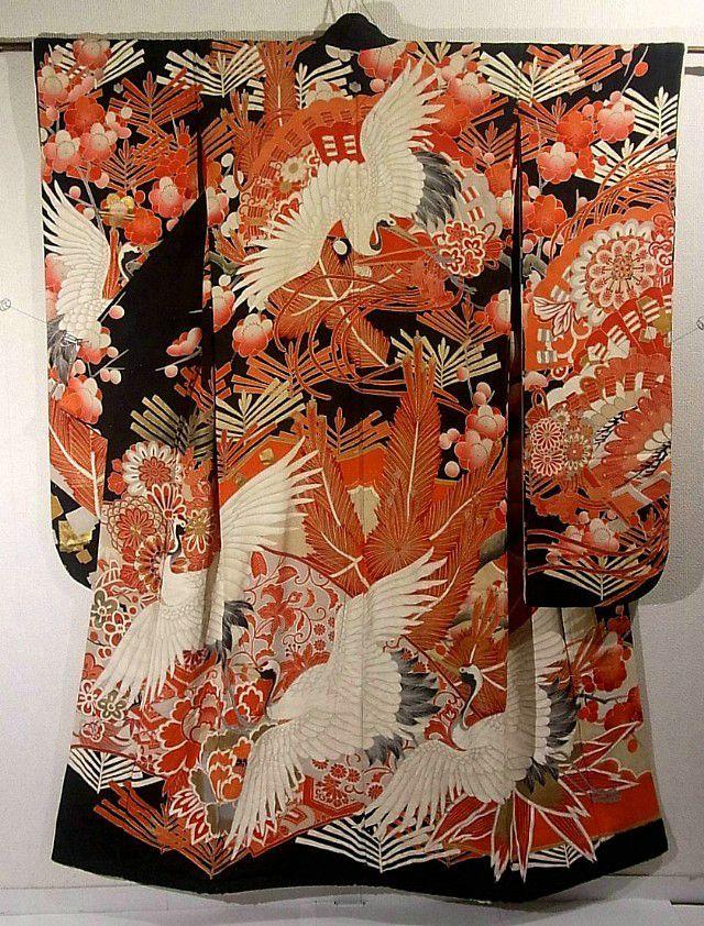 Furisode #284240 Kimono Flea Market Ichiroya