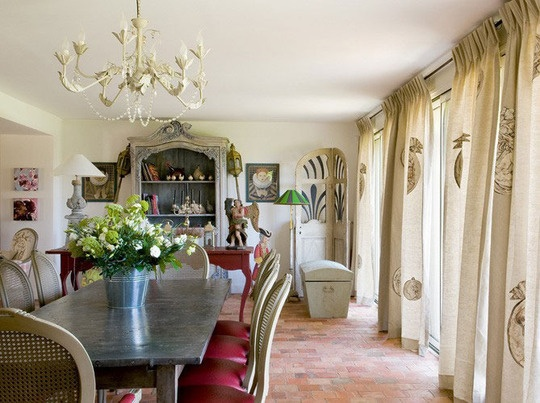 Best Zinc Tables Images On Pinterest Zinc Table Dining Room - Zinc dining room table
