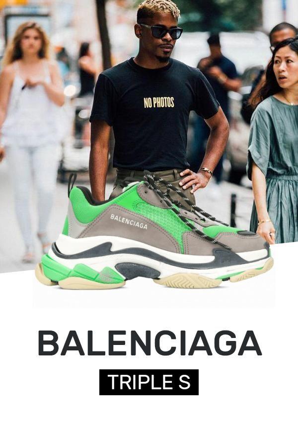 Balenciaga Triple S black Fake VS Correct HD Review mess wiki