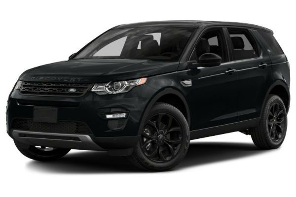 Land Rover Discovery Sport 2018 Black Land Rover Discovery Sport