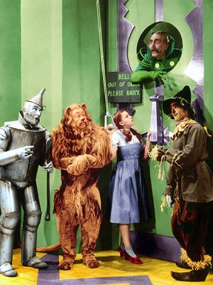 The Wizard of Oz was shown only once a year on tv. With no other way to see it (no VHS or DVD) it became a really big deal. I once went to a sleepover party that was thrown just because WOO was having it's yearly showing that night.