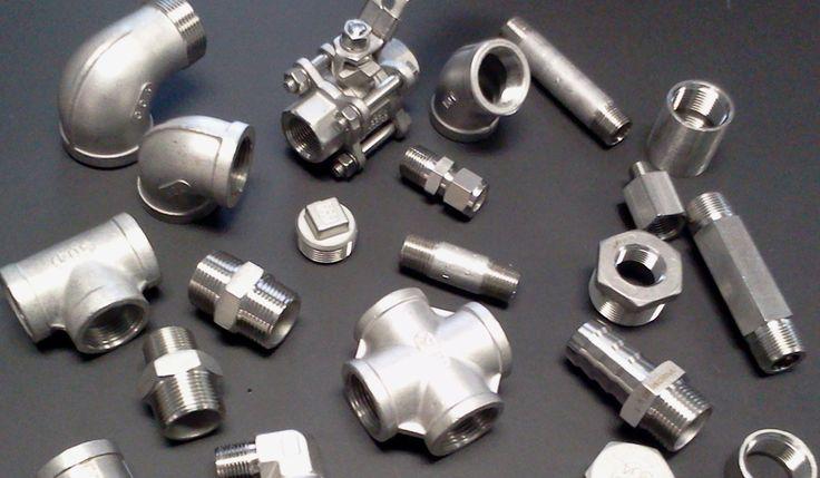 Stainless Steel 321 Socket weld Fittings
