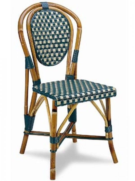 french rattan bistro chairs green plastic patio wholesale dining cane chair update tutorial painted