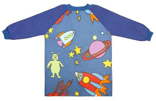 Space Art Smock from Smart Stuff