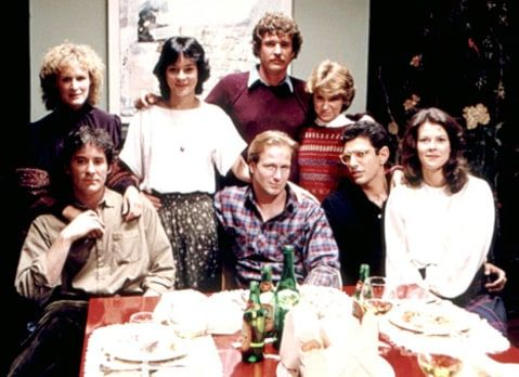 the big chill cast