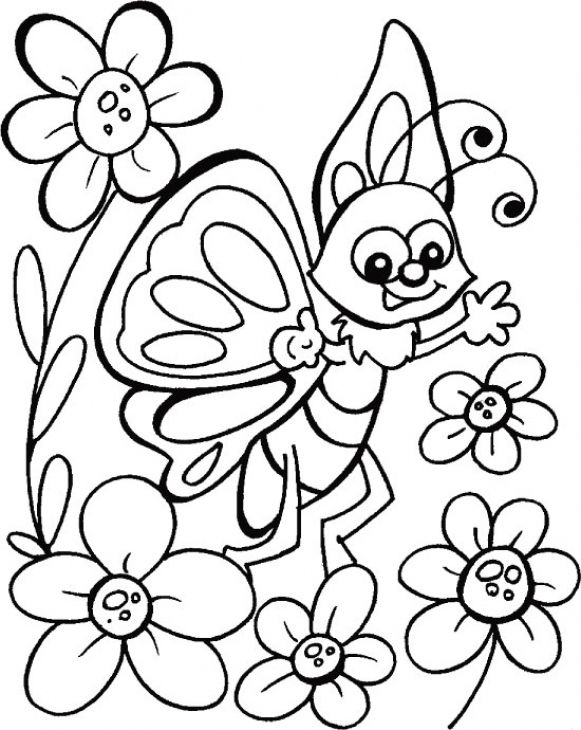 coloring pages moth in moonlight - photo#28