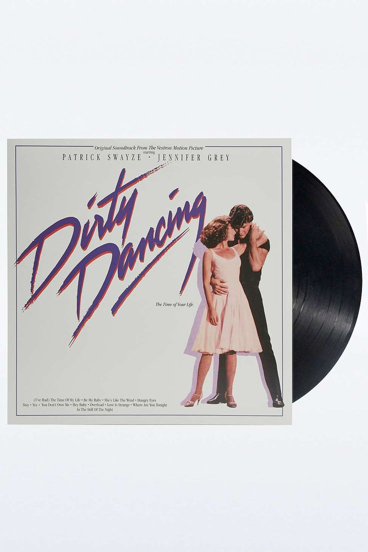 Original Soundtrack: Dirty Dancing Vinyl Record