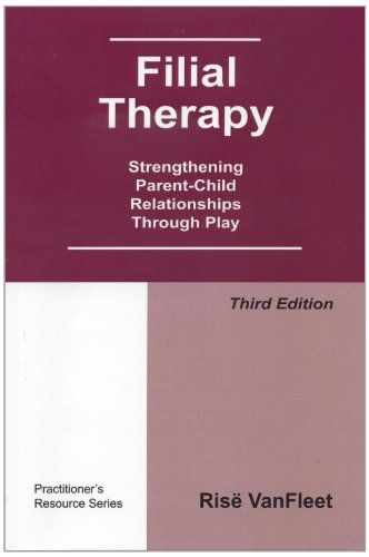 Filial Therapy: Strengthening Parent-Child Relationships Through Play, 3rd Edition by Rise VanFleet http://www.amazon.com/dp/1568871457/ref=cm_sw_r_pi_dp_U30hub1HXMD01