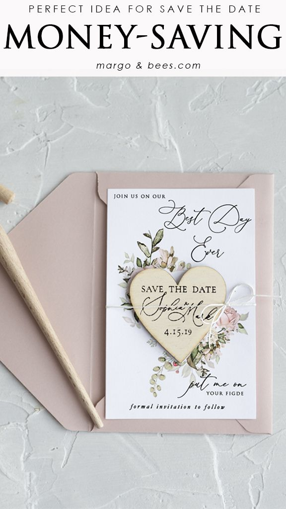 Save the date – MONEY SAVING! Cheap and lovley ide…