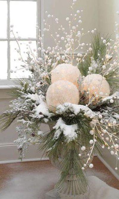 Best 25 decoration noel exterieur ideas on pinterest - Decor de noel exterieur ...