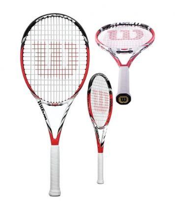 Raqueta de tenis WILSON STEAM 99 S