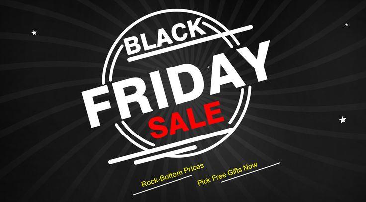 Black Friday Sale, from Banggood