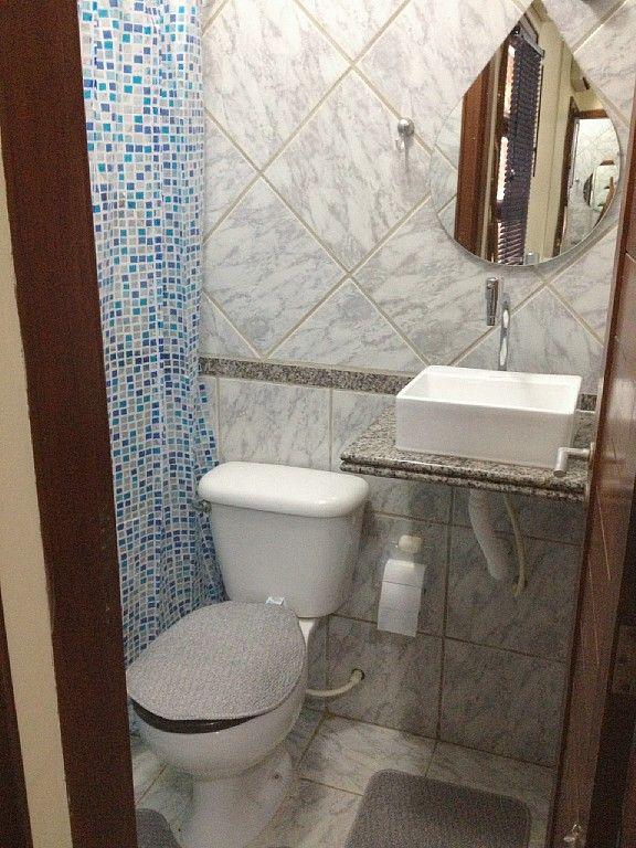 Banheiro quarto quatro