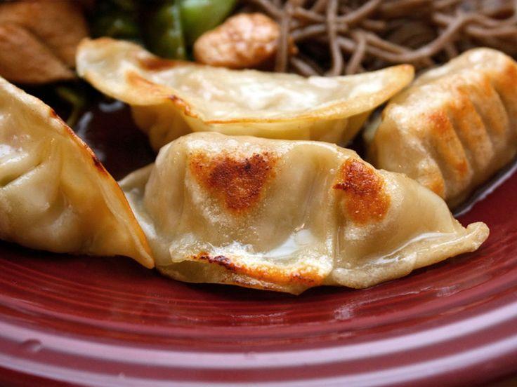 Gyoza - Empanadillas japonesas