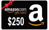 $250 Amazon Gift Card Giveaway  Open to: United States Canada Other Location…