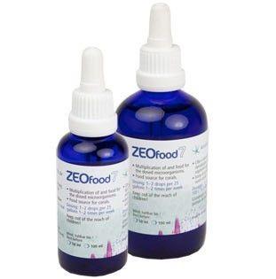 Korallen-Zucht ZEOvit ZEOfood 7