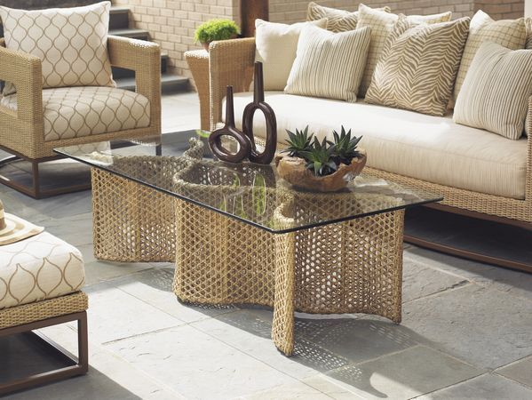 Best Tommy Bahama Outdoor Aviano Cocktail Table Lexington 3220 400 x 300