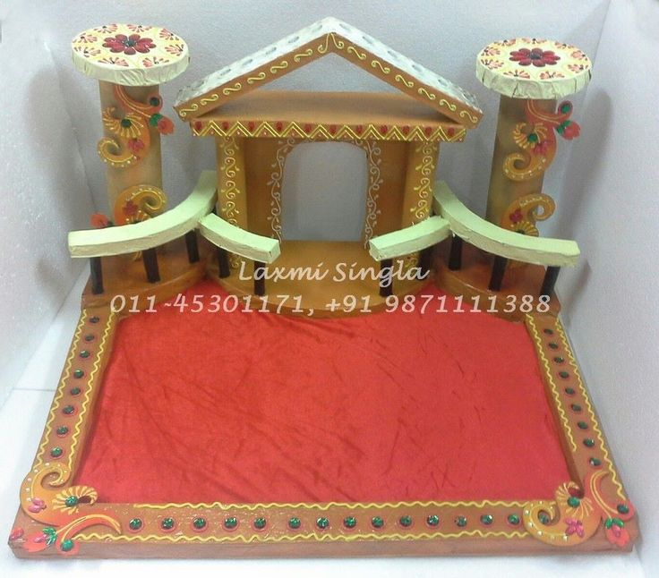 Indian Wedding Tray Rs4800
