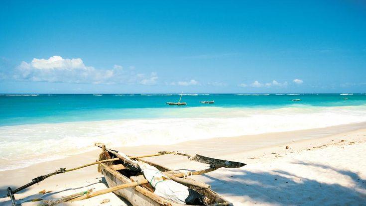 Diani Beach (Mombasa, Kenya)