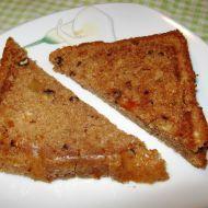 Fotografie receptu: Pudinkový perník z domácí pekárny