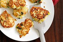 Bubble and squeak cakes – Recipes – Slimming World