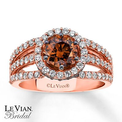shopstyle rose xlarge rings chocolate in macy levian browse diamond vian at white and le gold s ring canada