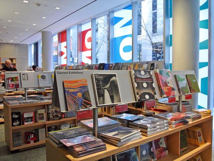 MOMA shop NYC