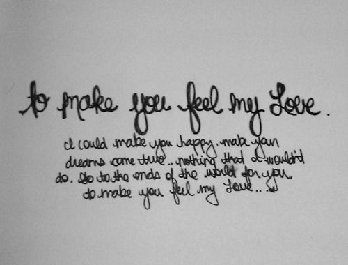 Bob Dylan My Love LyricsAdele LyricsSong LyricsWedding