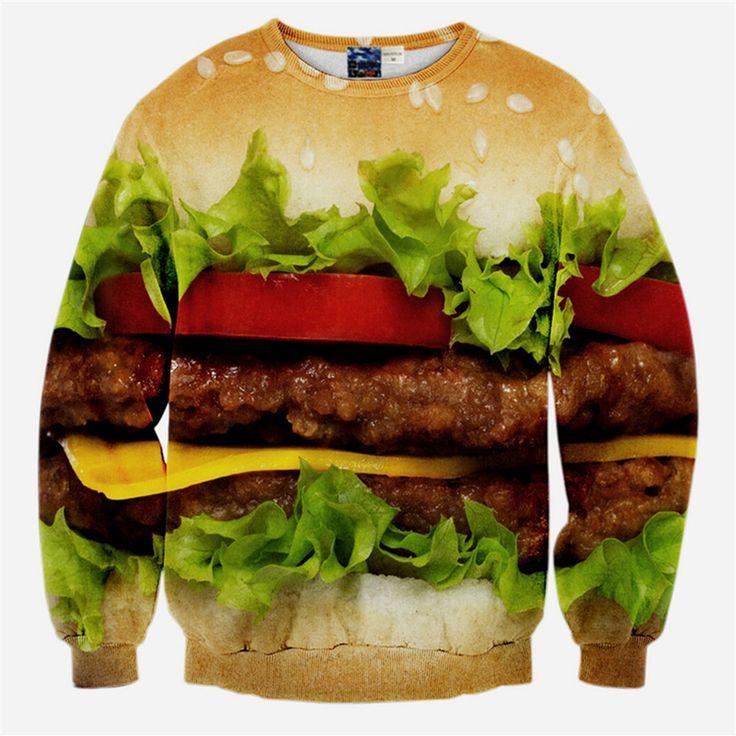 Толстовка гамбургер. Цена и подробности тут: http://ali.pub/fw3x0