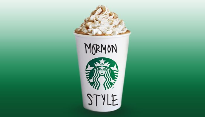 Those readers who are members of The Church of Jesus Christ of Latter-day Saints know that the Word of Wisdom prohibits alcohol, illegal drugs, tobacco and drinking coffee and tea. For those of you who can't get enough of Barnes and Noble and need something to drink while... #culture #wordofwisdom