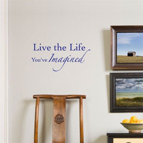 #Katazoom                 #Wall Sticker             #Wall #Sticker #Katazoom #Wall #Decals #Home #Office #Live #Life #You've #Imagined #Wall #Decal         Wall Sticker Art | Katazoom Wall Decals for Home and Office . Live The Life You've Imagined Wall Decal                            http://www.seapai.com/product.aspx?PID=1526259