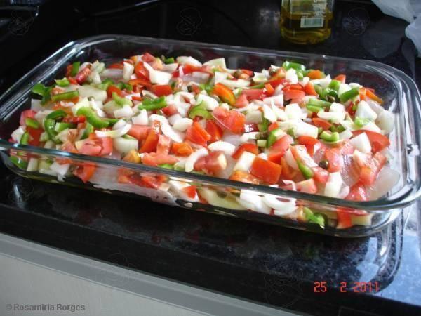 Receita de Filé de peixe assado - Tudo Gostoso  http://tudogostoso.me/r109052