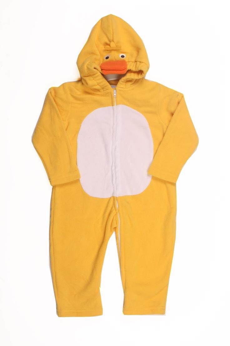 Pijama/disfraz Pato bebé  Precio: 15.99€