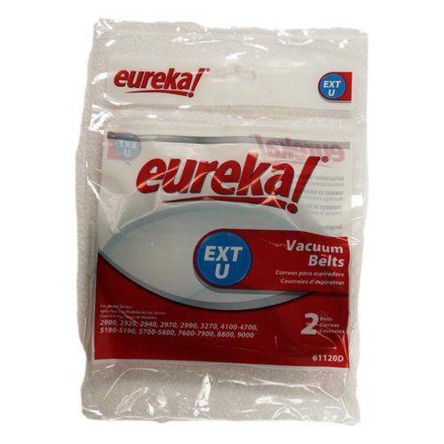 Eureka Vacuum Belt EXT U OEM # 61120D