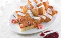 Voici une recette de petits gâteaux en formes d'hérissons qui ravira les petits gourmands.