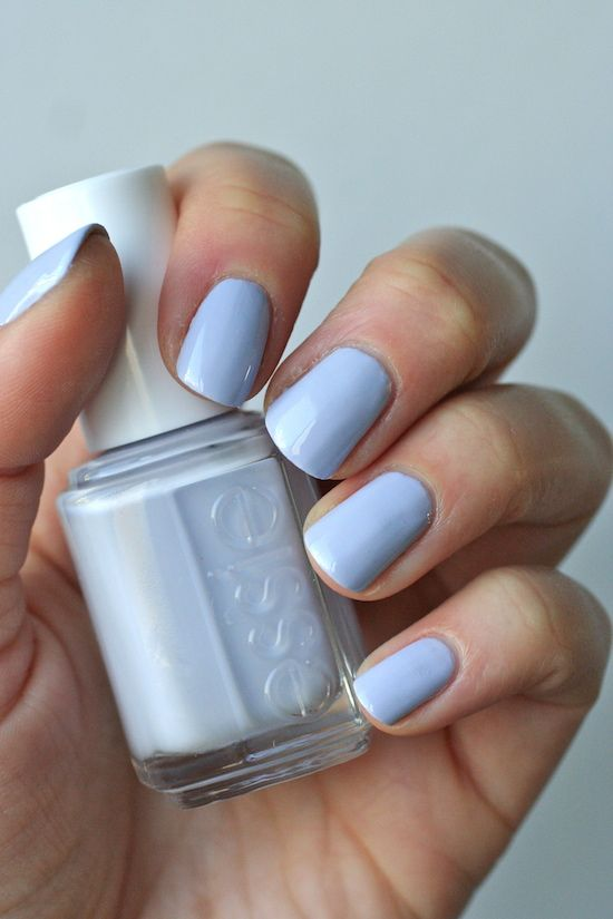Essie Winter 2015 - Virgin Snow  | Essie Envy