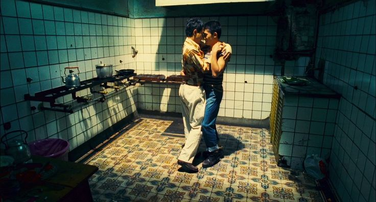 still from Happy Together. Shot by Christopher Doyle. #film #cinematography #still