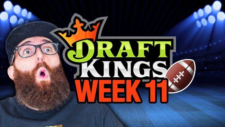 DFS Week 11 Picks NFL 2017