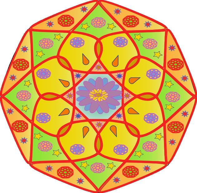 17 best images about printable mandala 39 s on pinterest for Cuadros mandalas feng shui decoracion mandalas