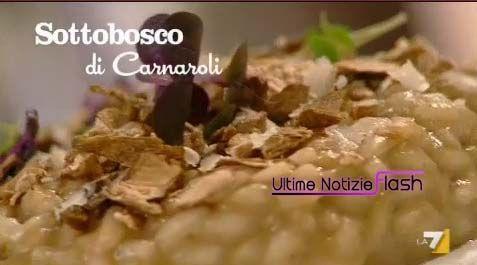 sottobosco di carnaroli ricette benedetta parodi