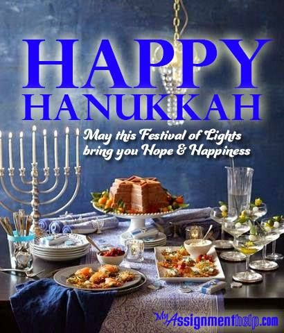 A very happy #Hanukkah to all those who celebrate! Have a joyous time with friends and family. http://bit.ly/1mZTQtA