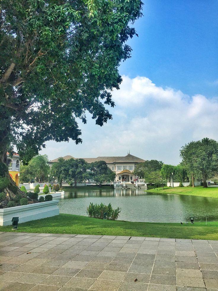 Bang Pa-In Summer Palace, Thailand