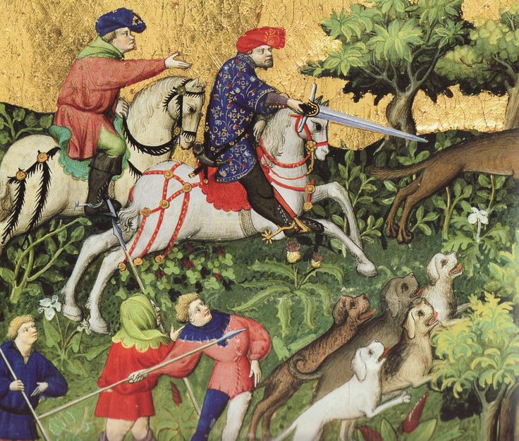 1405 Gaston Phoebus Book of the Hunt