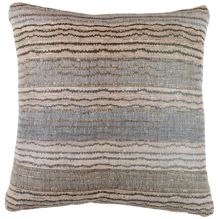 Indian Handwoven Pillow 1