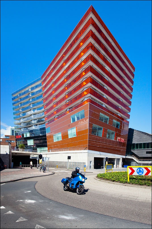 Almere city centre, The Nertherlands