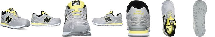 New Balance Boys' 574 Summer Waves Casual Sneakers from Finish Line