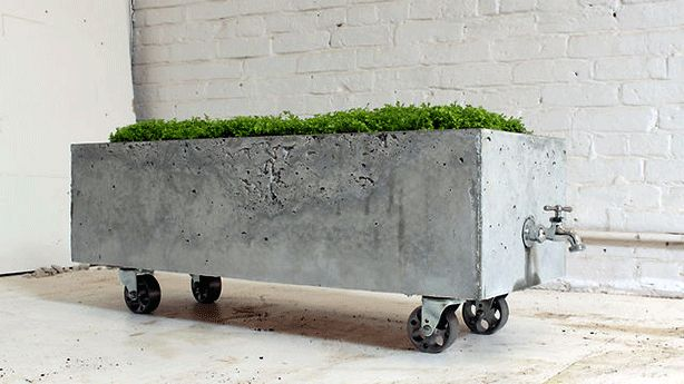Best 25 Concrete Furniture Ideas On Pinterest Concrete Table Diy Concrete And Concrete Table Top