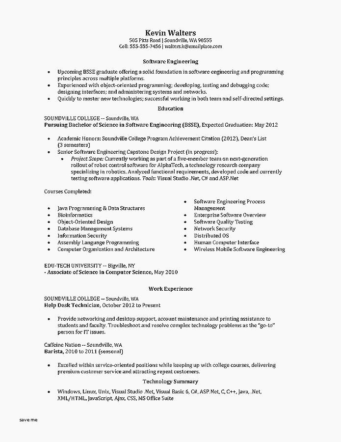 Computer Programmer Resume Has Some Paragraphs That Focuses On The Project Management Object Oriented Programming And Software Development Besides T Check