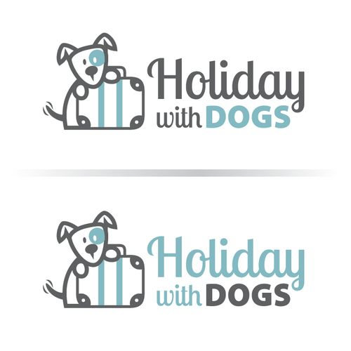 """""""Holiday with Dogs"""" needs a logo!"""
