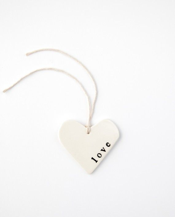 Gift Tag Love Large - Great as wedding favours too! Available at http://www.coastalstudio.com.au/product/large-love-gift-tag/